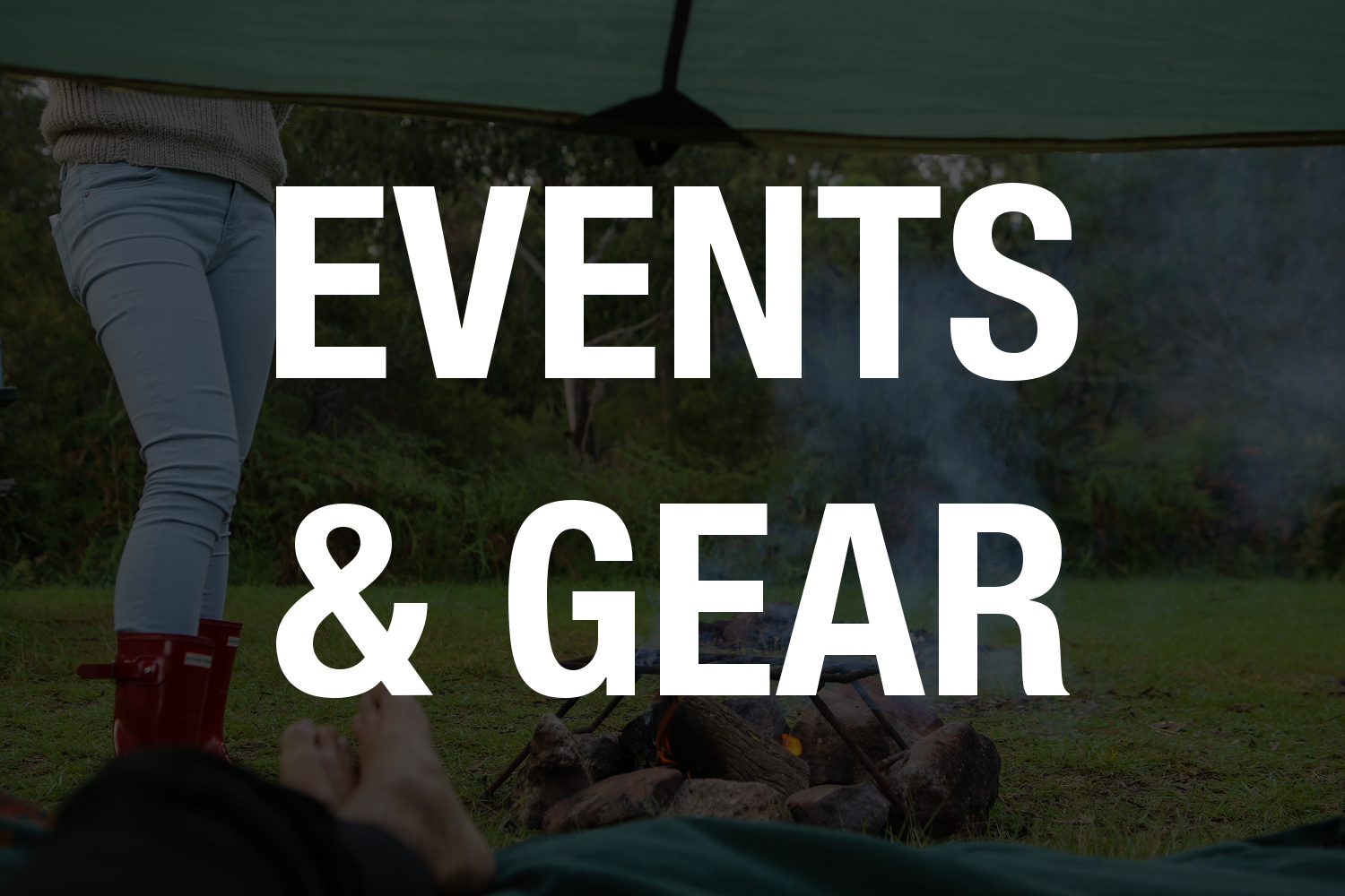 Events & Gear